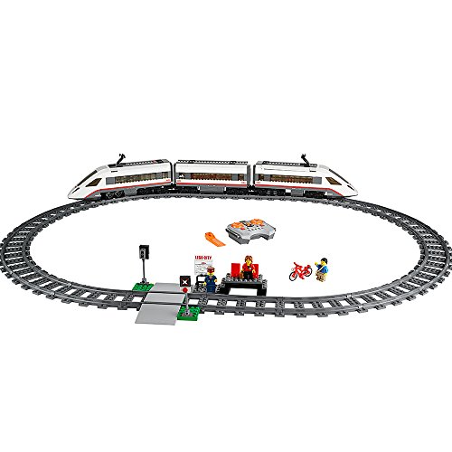 LEGO City Trains High-speed Passenger Train 60051 Building Toy by LEGO