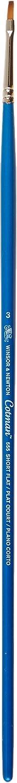 Round Brush Nr Short Handle Transparent Wood 20-13 mm Winsor /& Newton Brush