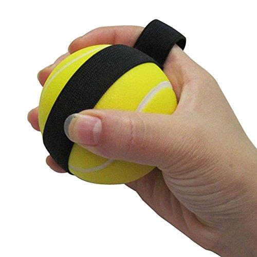 Xiaoqingmiao Pelota de ejercicio de mano con bolas de gel para terapia de ejercicios, para la artritis de mano, dedo o muñeca - alivia el dolor y la tensión de escribir, túnel carpiano, tendinitis. 🔥