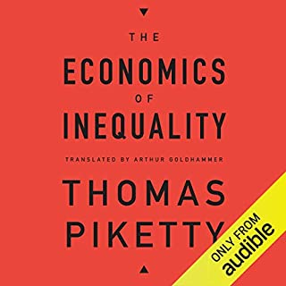 Page de couverture de The Economics of Inequality