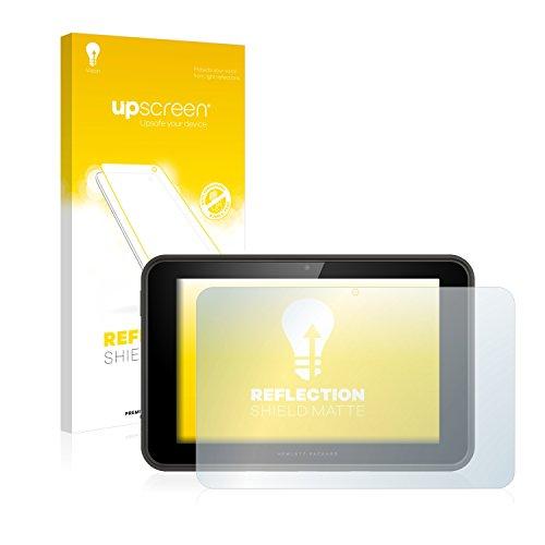 upscreen Entspiegelungs-Schutzfolie kompatibel mit HP Pro Slate 10 EE – Anti-Reflex Bildschirmschutz-Folie Matt