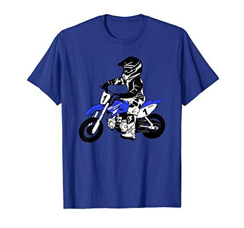 Moto Cross pour enfants Supercross T-Shirt
