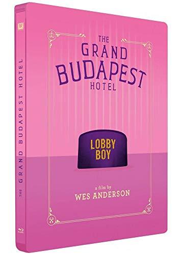 The Grand Budapest Hotel [steelbook] [Blu-ray]