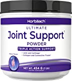 Ultimate Joint Support Powder 1 lb | Triple Action Support Supplement for Men and Women | Non-GMO, Gluten Free | by Horbaach