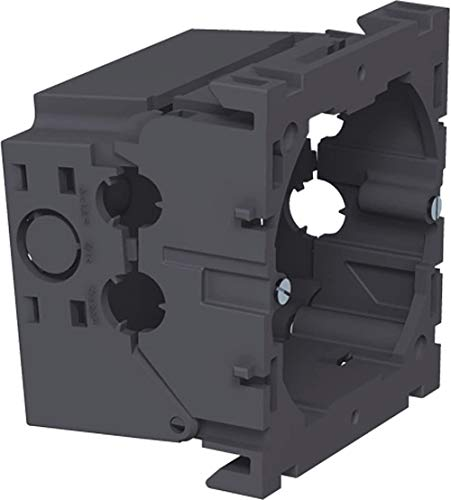 Obo-bettermann sistema canalizacion – System Box portamecanismo 71 GD6, 1 Stück Installationskanaldose