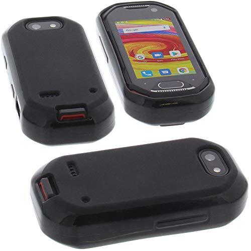 foto-kontor Funda para Unihertz Atom Protectora de Goma TPU para móvil Negra