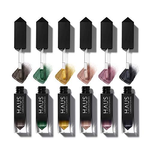 Haus Laboratories By Lady Gaga: Ombre à paupières liquide pigmentée disponible dans des sets irisés et métallisés