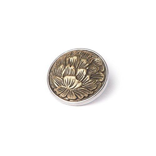 Leidenschaft und Verlangen - Noosa Chunk Dianthus gold