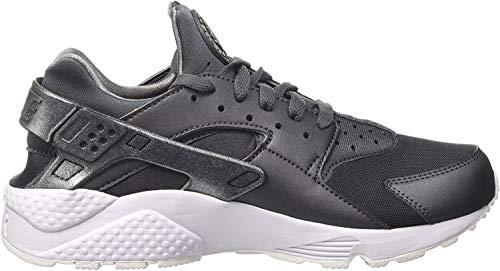 Nike Air Huarache Run PRM, Zapatillas de Gimnasia Hombre, Gris (Mtlc Hematite/mtlc Hematite/Cool Grey), 44 EU