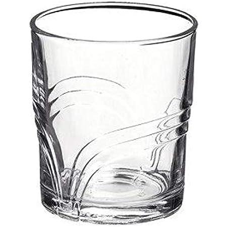 Quid CANDY Set 6 vasos forma baja 26cl Aptos para lavavajillas