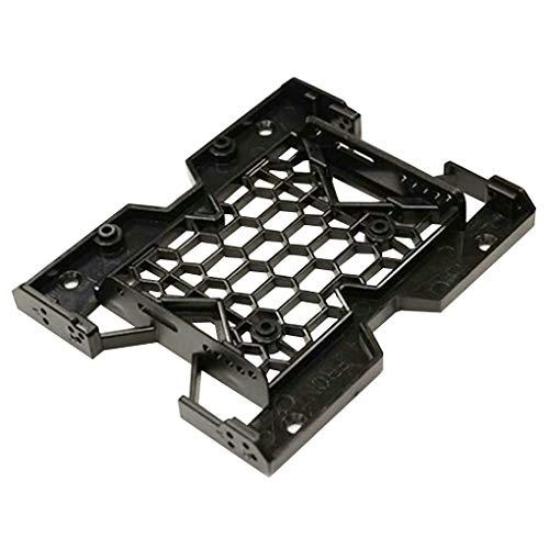 5,25 Unidad óptica Posición a 3,5 Pulgadas 2,5 Pulgadas Enclosure SSD Adaptador de Soporte de Muelle de Disco Duro sostenedor de la PC
