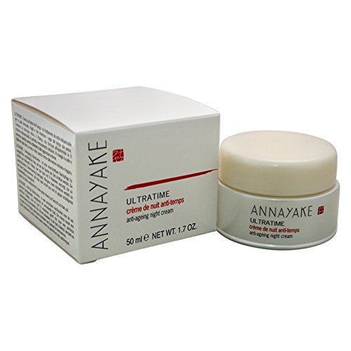 Annayake Ultratime Anti-Ageing Night Cream, 1er Pack (1x50ml)