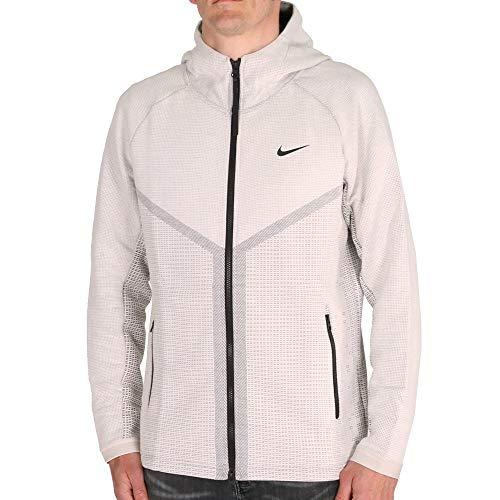 Nike NSW Tech Pack Windrunner Hoodie Fullzip Light Bone XL