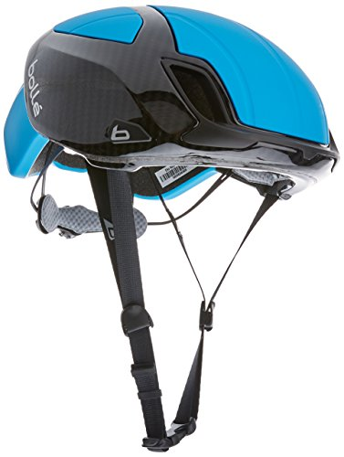 bollé Bollé – Premium-Fahrradhelm The One Road L Blue Carbon
