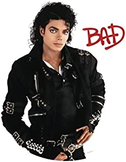 michael jackson bad picture disc
