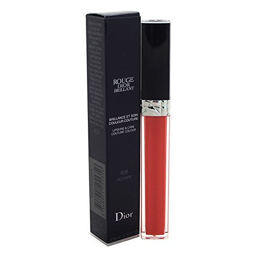 Dior Lucidalabbra, Rouge Brillant Gloss, 6 ml, 808-Victoire