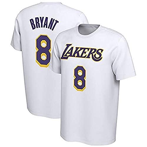 LGLE Camiseta de baloncesto para hombre, manga corta casual para verano, 3XL