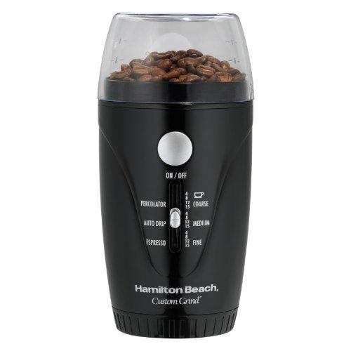 Hamilton Beach Custom Grind 15-Cup Coffee Grinder
