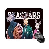 B-eastars-10 マウスパッド 埃 水防止 滑り止め 薄型マウスパッド