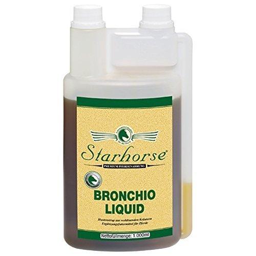 Starhorse Bronchio Liquid 1 Liter Dosierflasche für Pferde