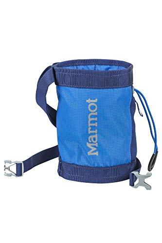 Marmot Rock Chalk Bag Blau, Kletterzubehör, Größe One Size - Farbe Deep Blue - Cobalt Blue