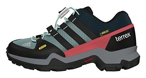 adidas Terrex GTX K, Zapatillas de Senderismo Hombre, Multicolor (Acevap/Negbas/Vertec), 37 1/3 EU