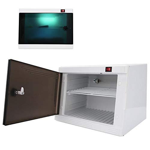 Gabinete Esterilizador Estética De Ozono UV 8L Gabinete Ultravioleta Caja De Belleza, Para El Hogar Y Salón De Belleza, Para Limpiar Toallas, Ropa Y Zapatillas(01)