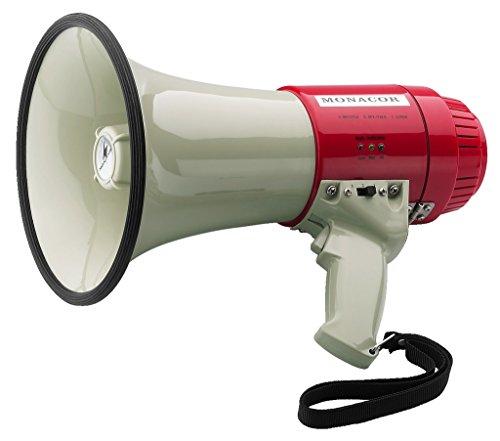 Monacor TM-22 megáfono - megáfonos (Batería)
