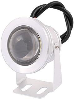 eDealMax DC 12V 10W LED Luz subacuática del acuario piscina de la fuente de la lámpara