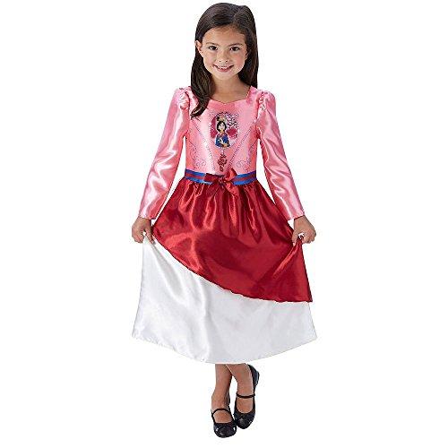 Rubies - Disfraz oficial de princesa de Disney para nia (tamao mediano)