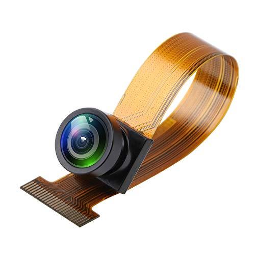 Innovateking-EU OV2640 módulo de cámara ojo de pez versión extendida lente de 2 megapíxeles resolución sensor de imagen soporte YUV RGB JPEG para ESP32 Cam T-Camera Plus ESP32-DOWDQ6 8MB SPRAM