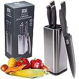Taylor's Eye Witness 368200 - Set di 5 coltelli da cucina in titanio, colore: Argento