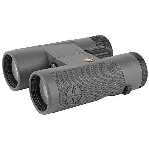 Leupold Bx-2 Tioga HD Roof Binoculars, Shadow Grey, 8 x 42mm