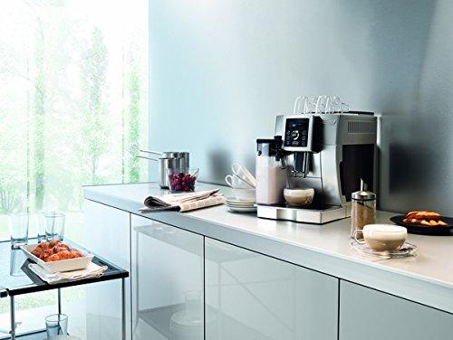 DeLonghi ECAM23450SL-X Superautomatic Espresso Machine, Silver  (Renewed)