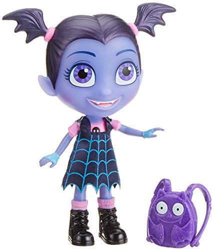 Giochi Preziosi Vampirina Basic Doll 14Cm 515, Multicolore, 8056379063483