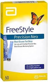 نوارهای تست قند خون FreeStyle Precision Neo - 50 سی تی ، بسته 2