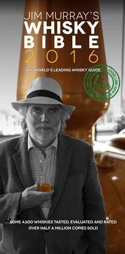 Jim Murray's Whisky Bible 2016