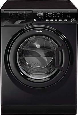 HOTPOINT FDL9640K 9kg Wash 6kg Dry 1400rpm Freestanding Washer Dryer - Black
