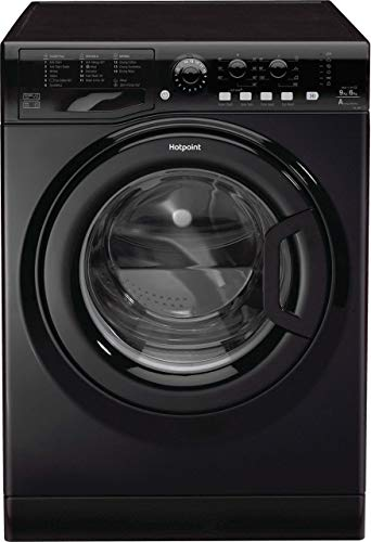 Hotpoint FDL 9640 K UK Washer Dryer - Black