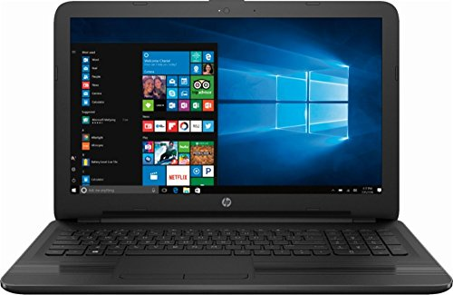 2018 HP 15.6'' HD Touchscreen Laptop, Intel Dual Core i5-7200U Processor up to 3.1GHz, 8GB DDR4 RAM, 1TB HDD, HDMI, HD Graphics 620, DTS Studio Sound, DVD Burner, Windows 10