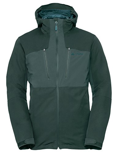 VAUDE Herren Miskanti 3in1 Jacket Doppeljacke, grün (quarz), XL