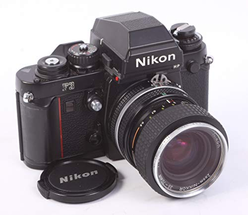 Why Should You Buy Nikon F3HP 35MM SLR FILM CAMERA with 35-70MM F 3.3-4.5 Zoom NIKKOR Lens