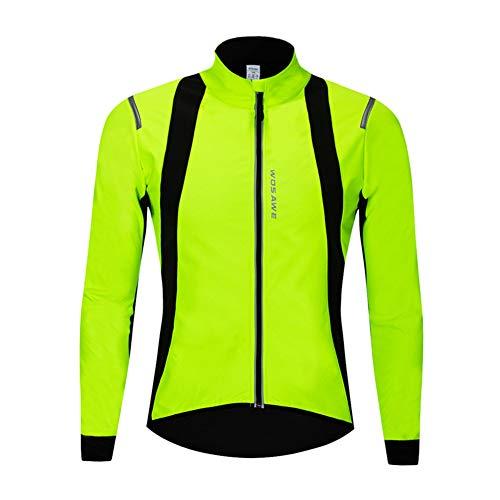 FZYQY Maillot Ciclismo Hombre Ropa Camiseta Jersey Bicicleta MTB con Mangas Largas...