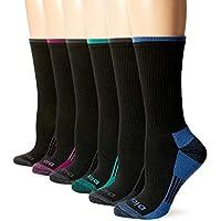 12 Pack Dickies Womens Dritech Moisture Wicking Crew Sock Deals