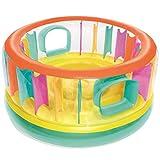 Aufblasbares Trampolin Hüpfburgen Kindersportspielzeug Luftmatratzen Springen Bett Spielplatz...