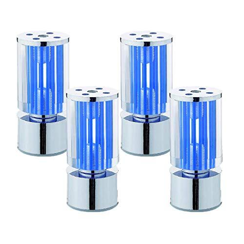 Patas de muebles Patas de mesa Patas de muebles Pies de cristal transparentes Patas de repuesto para elevadores de muebles Patas de sofá Patas de sofá para escritorio Armarios de cama Elevadores con
