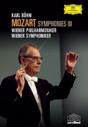 "Mozart: Symphonies Vol. III - Nos. 28, 33, 39 plus ""Serenata Notturna"" and Karl Böhm documentary"