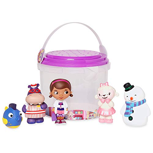 Disney Doc McStuffins Bath Set Junior