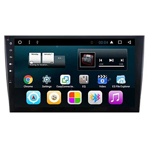 TOPNAVI 10.1Inch Table pour VW Polo 2011 2012 2013 2014 2015 2016 Android 7.1 Autoradio Stéréo Navigation GPS Radio WiFi 3G RDS Lien Miroir FM AM Bluetooth