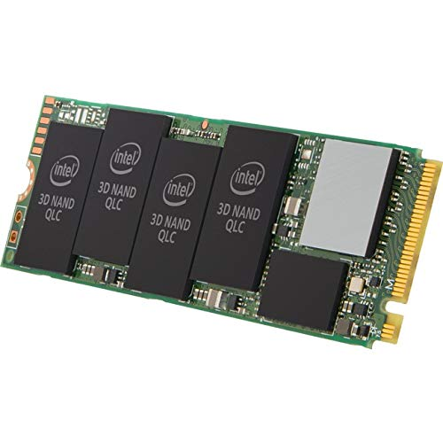 Intel 1PK SSD 665P Series 2 TB M2 80 MM PCIE3.0 X4 3D3 QLC Retail MM 999HHG